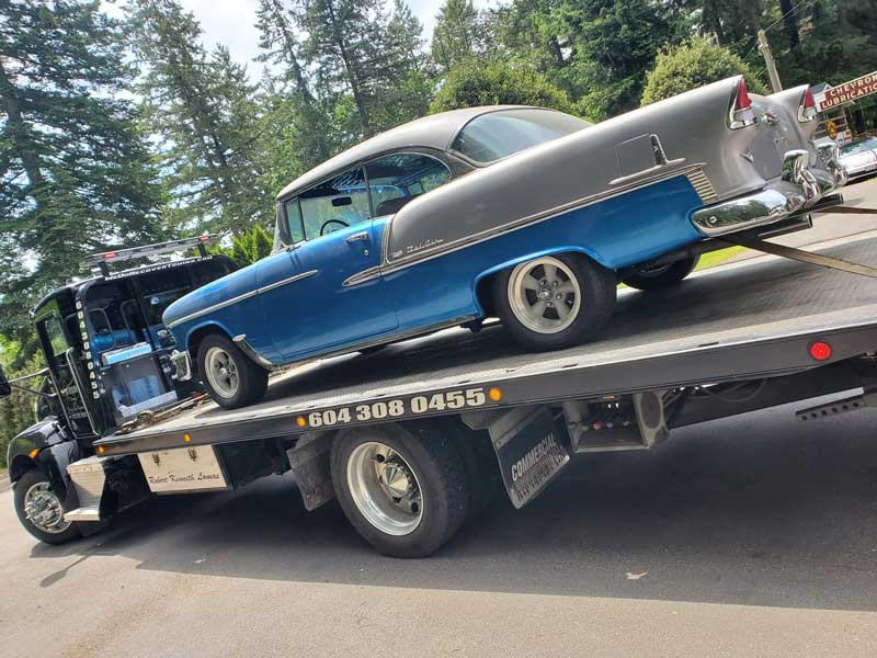 Langley junk car removal pick up a classic vehicles