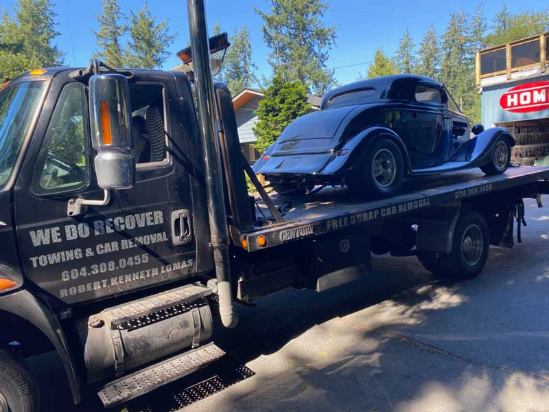 we accept all kinds of junk cars for removal